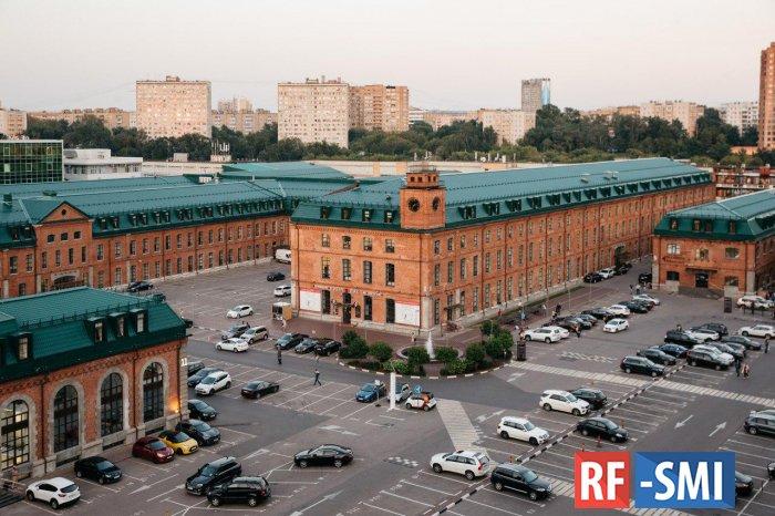 Huawei арендует второй громадный офис в Москве