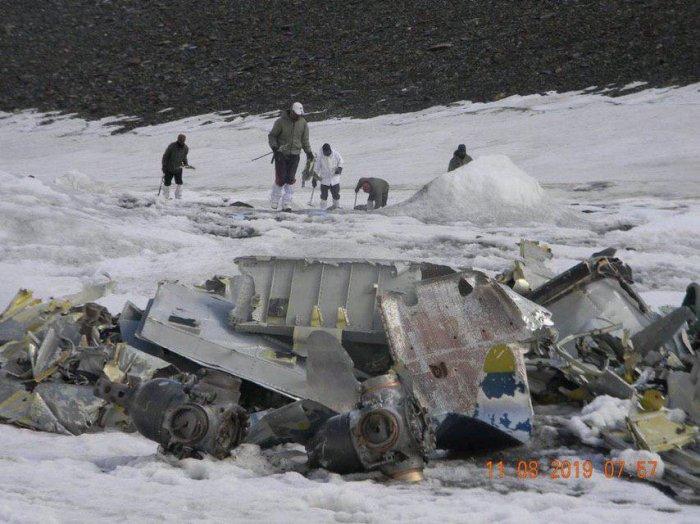 В Индии обнаружили обломки Ан-12, который разбился в 1968 году