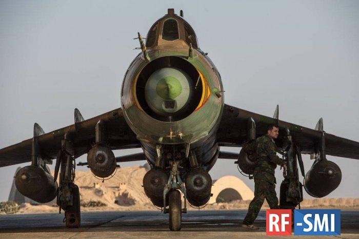 Сирийская авиация ударила по турецкому конвою в Идлибе