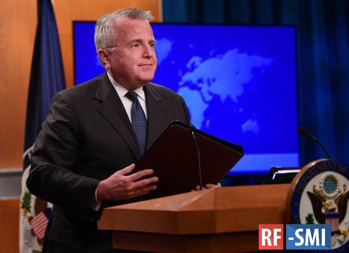 Трамп намерен назначить послом США в России Джона Салливана
