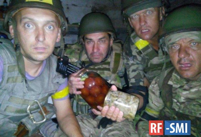 Поступают сообщения о вспышке чумы в рядах ВСУ в Авдеевке