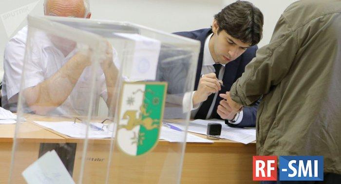 В Абхазии сегодня выбирают президента страны
