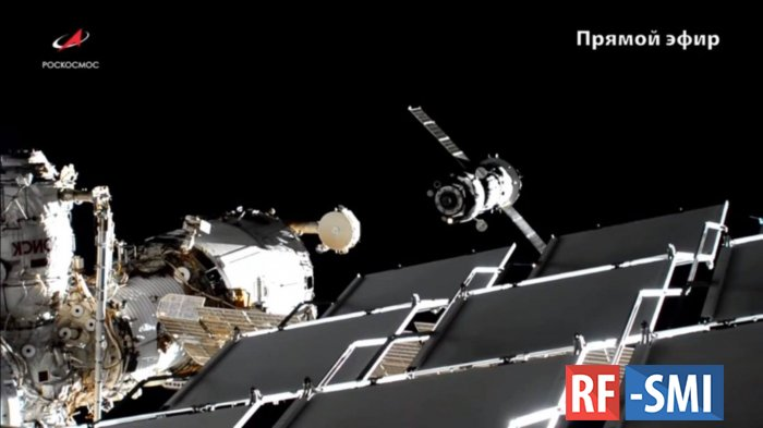 «Союз МС-13» успешно перестыковался, чтобы принять Федора