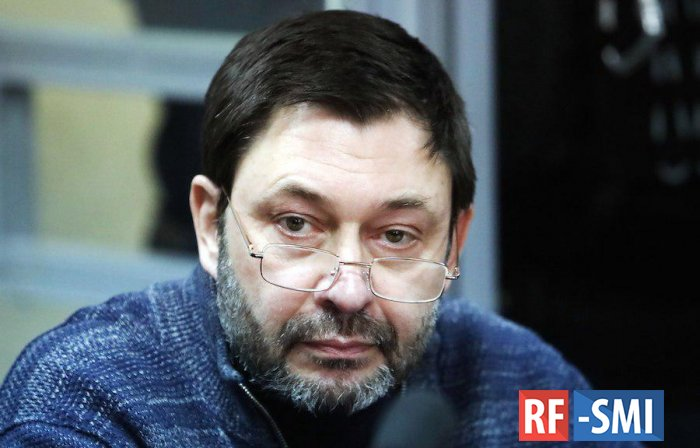 Вышинский будет вести программу «Настоящая Украина»