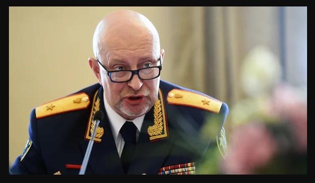 Из СКР уходит генерал, занимавшийся защитой прав детей