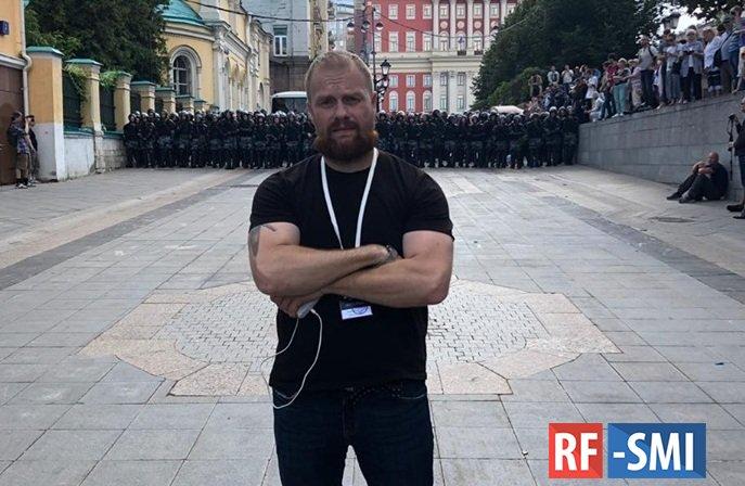 Дмитрий Демушкин о кредите доверия населения России к партии власти