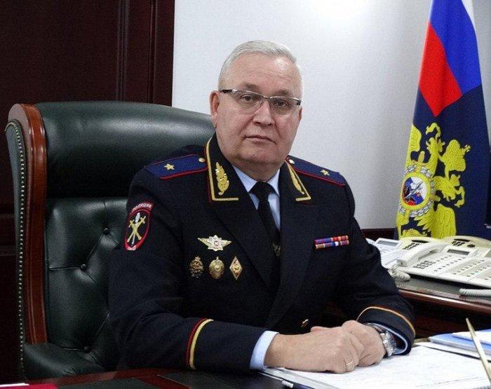 Назначен новый начальник ГУ МВД по Свердловской области
