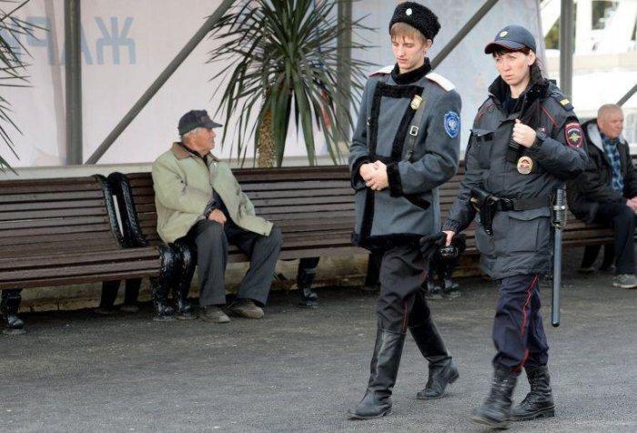 Предложения о сокращении состава полиции небеспочвенны