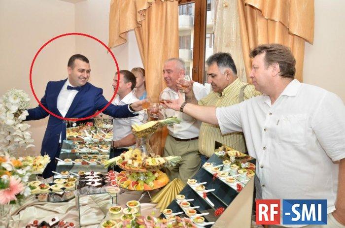 Задержан глава полиции Пушкино Карен Севикян