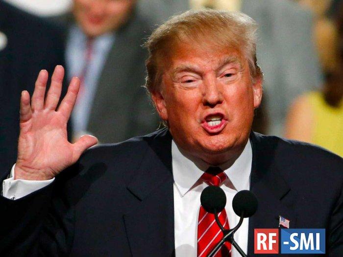 Трамп заявил, что Россия не должна поддерживать действия САР в Идлибе