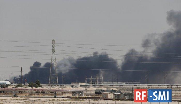 Атака на НПЗ Саудовской Аравии привела к сокращению нефтедобычи
