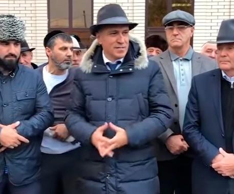 Задержан экс-глава МВД Ингушетии Ахмед Погоров