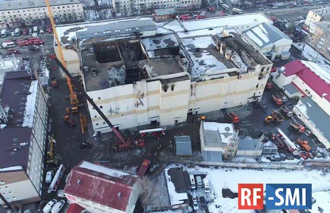 Суд освободил из изолятора четырёх обвиняемых по делу о пожаре в «Зимней вишне»