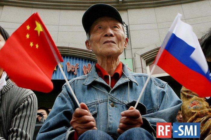 Количество российских китайцев значительно уменьшилось