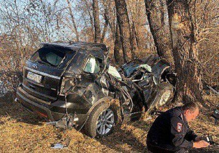 По неподтвержденным данным  в ДТП погиб мэр города Абакана