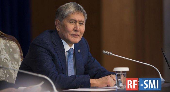 Атамбаев вновь отказался явиться в суд