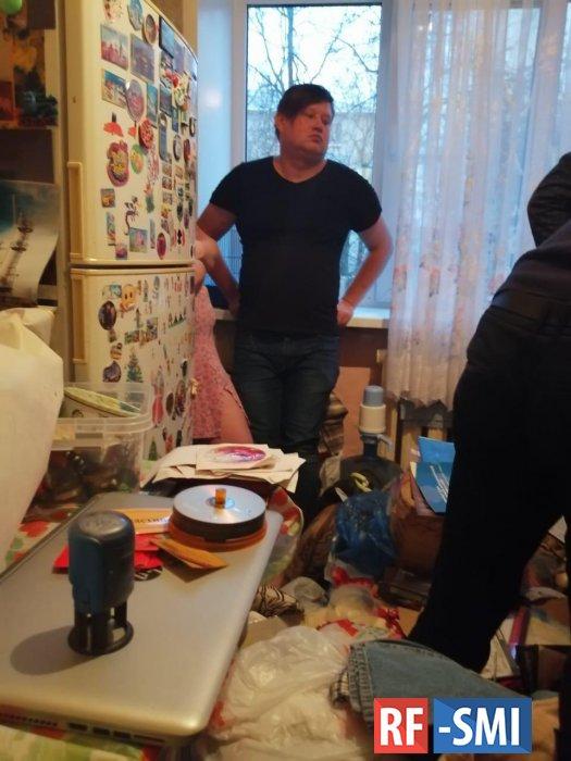 Город Владимир. Обыск у координатора штаба Навального