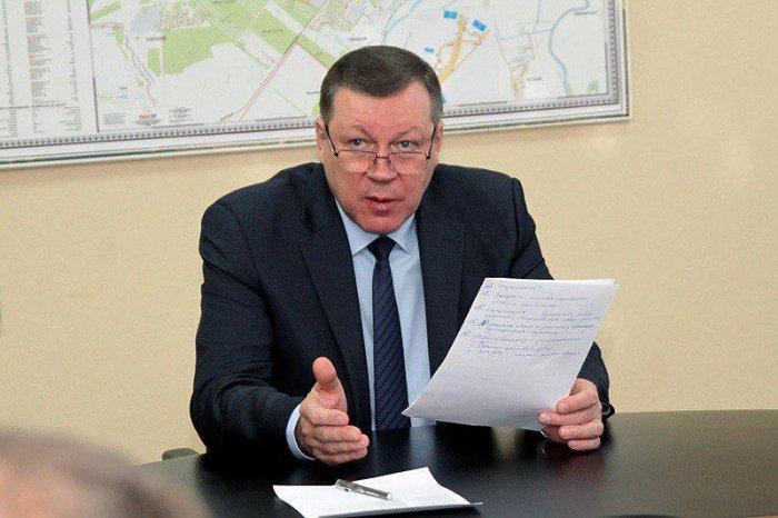 Глава Новочеркасска И. Зюзин задержан по обвинению в коррупции