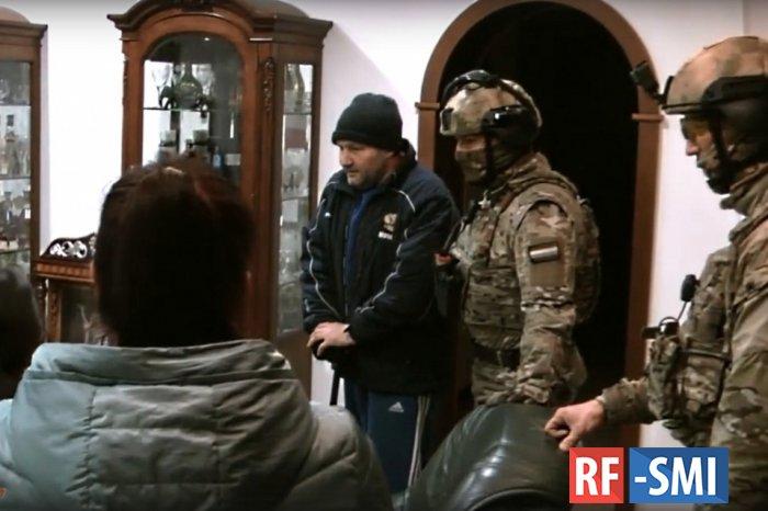 Вор в законе Костя Канский задержан в Красноярском крае