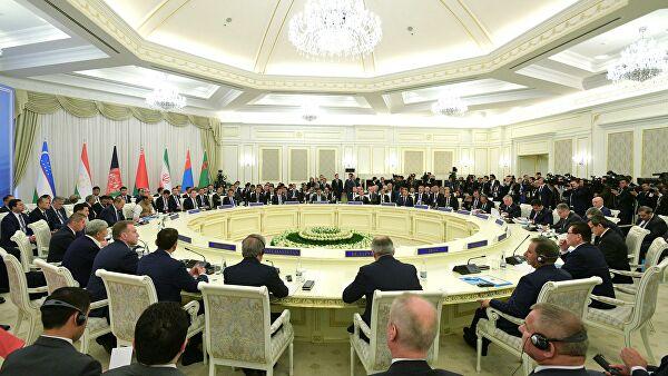 Страны ШОС приняли программу экономического сотрудничества до 2035 года
