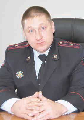 Начальник полиции Качканара Денис Сизов задержан по подозрению в пьяной езде