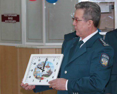 Экс-главу налоговой Йошкар-Олы В. Чекушкина  приговорили к 9 годам колонии
