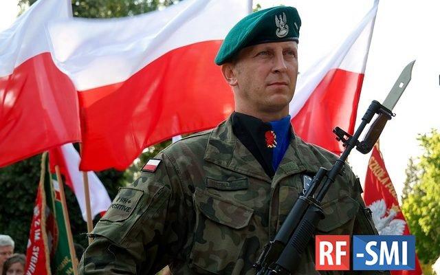 А Украина всё? Теперь уже Польша грудью встала на защиту ЕС от «агрессора»