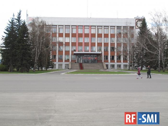 В мэрии города Бийска проходят обыски