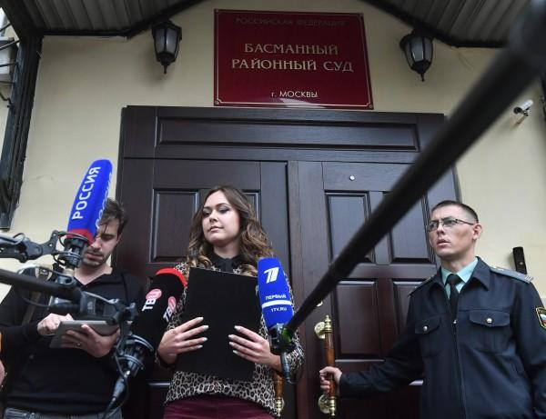 Пресс-секретарь Басманного суда Москвы стала судьей