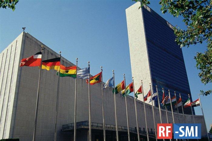 Генсек ООН призвал Армению и Азербайджан прекратить военные действия