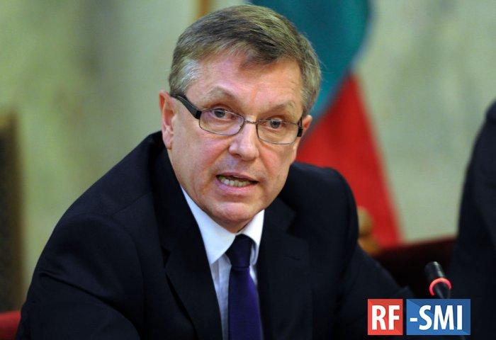 Глава центрального банка Венгрии призывает к созданию механизма выхода из ловушки евро.