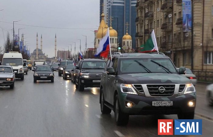 В Чеченской Республике  самая лучшая ситуация по автоугонам