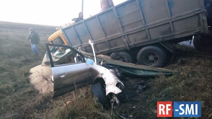 Пять человек погибли сегодня ночью в Курской области