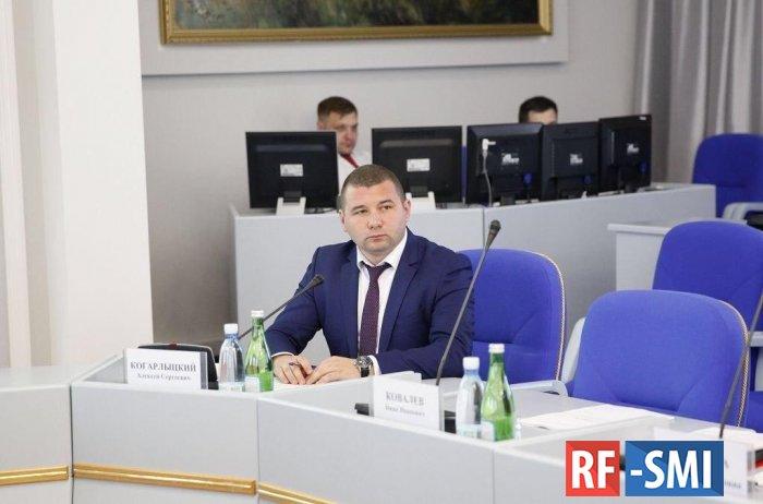 Задержан министр строительства Ставрополья Алексей Когарлыцкий