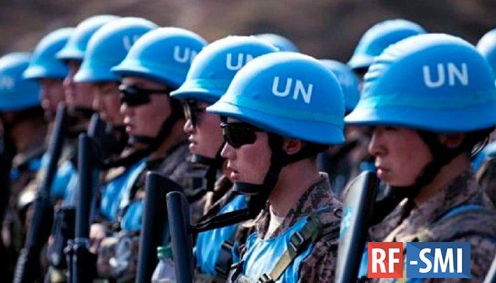 Франция готова отправить своих миротворцев на Донбасс
