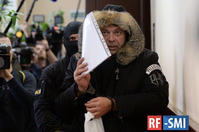 Обвиняемый в хищениях Борис Мазо решил стать политическим.....