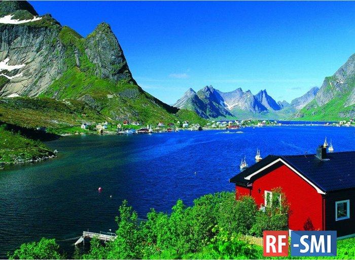 Норвегия сдает углеводородные позиции. Добыча катастрофически падает