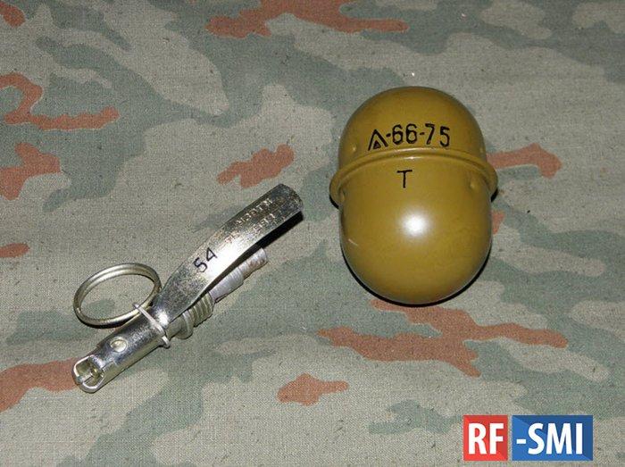 В Харькове мужчина бросил гранату возле супермаркета
