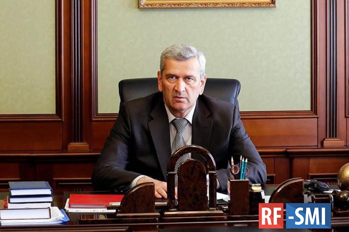 Экс-глава минфина Ингушетии  приговорен к пяти годам колонии