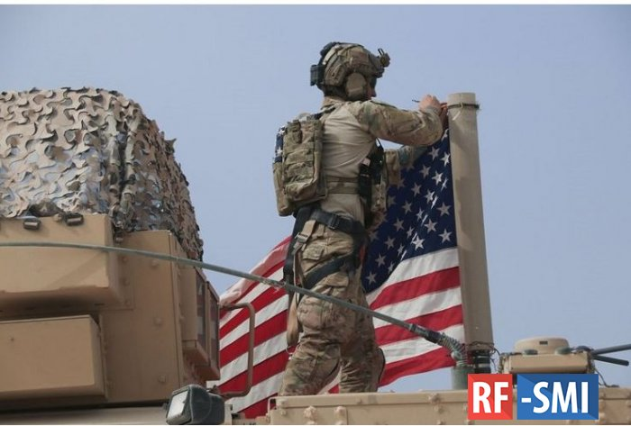 В районе американского посольства в Багдаде упали две ракеты