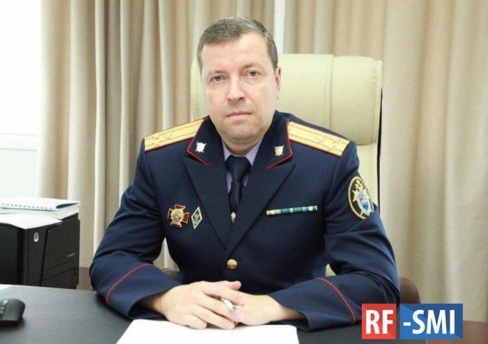 За взятку задержан первый зам руководителя СК по Свердловской области