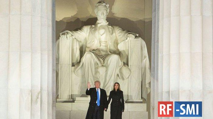 53% республиканцев считают Трампа лучше Линкольна
