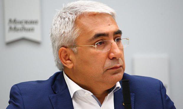 Следователи  МВД забирают документы из столичного «Мосгаза»