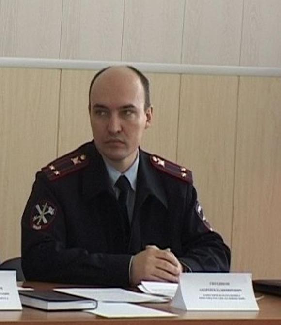 Начальник штаба УМВД РФ по Екатеринбургу  уходит на пенсию