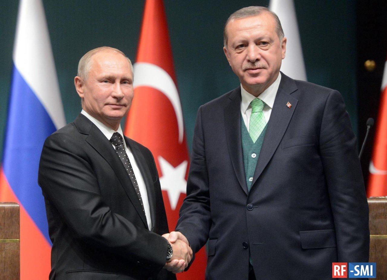 Эрдоган не захотел конфликтовать с Россией