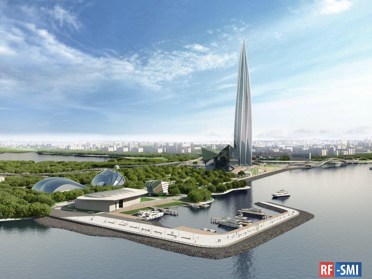 Еще один яхт-клуб в Петербурге: лепта «Газпрома» в развитие парусного спорта