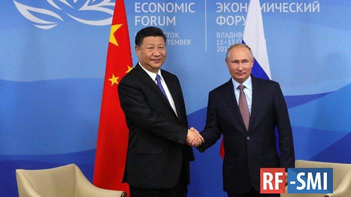 Китайские журналисты посоветовали Байдену не встревать в отношения КНР и РФ