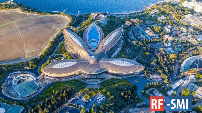 Крымский отель признан лучшим в мире по четырём номинациям