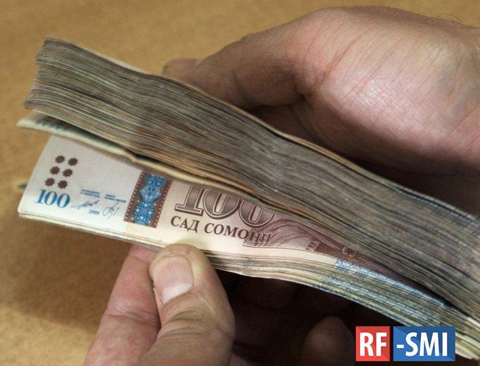 Доходы казны Таджикистана планируют увеличить на треть за три года