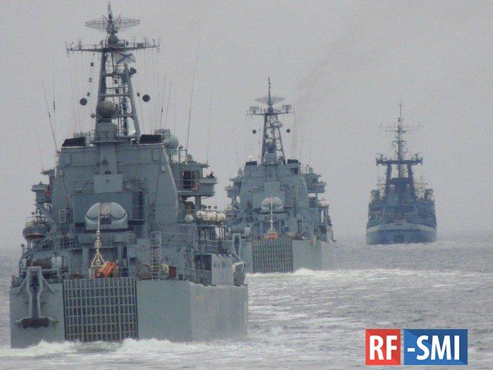 Россия укрепляет свои северные рубежи.